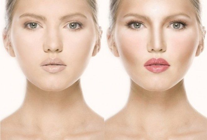 Contouring-nose Before-and-After