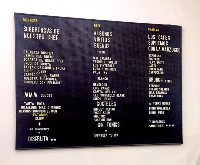 auto rosellon menu restaurante