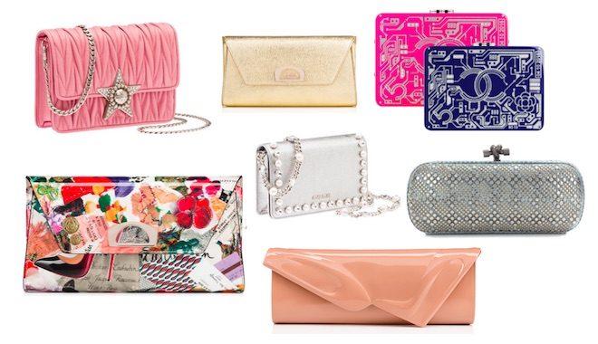 bolsos de fiesta moda 2017