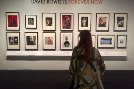 david bowie is forever now
