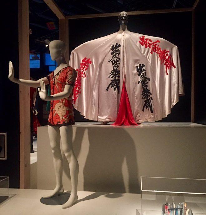david bowie is kimono