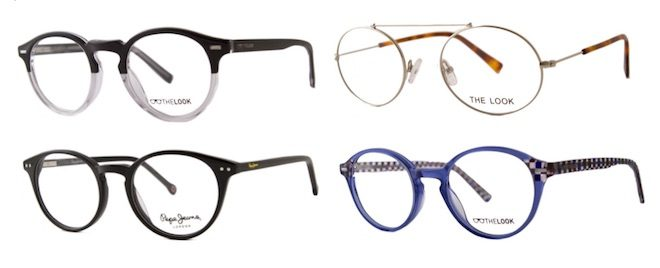 opticalia 2x1 gafas redondas