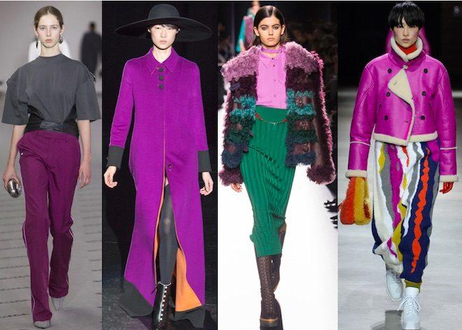Colores de moda oi17-18 lila