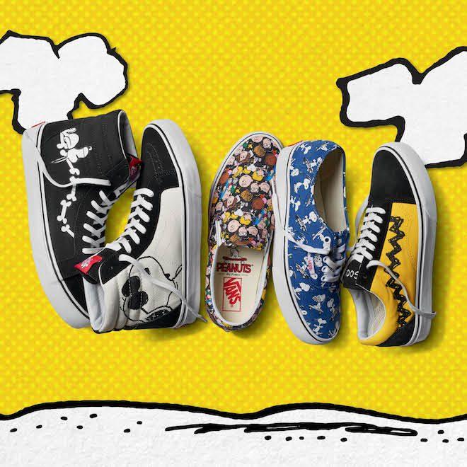 Vans x Peanuts zapatillas