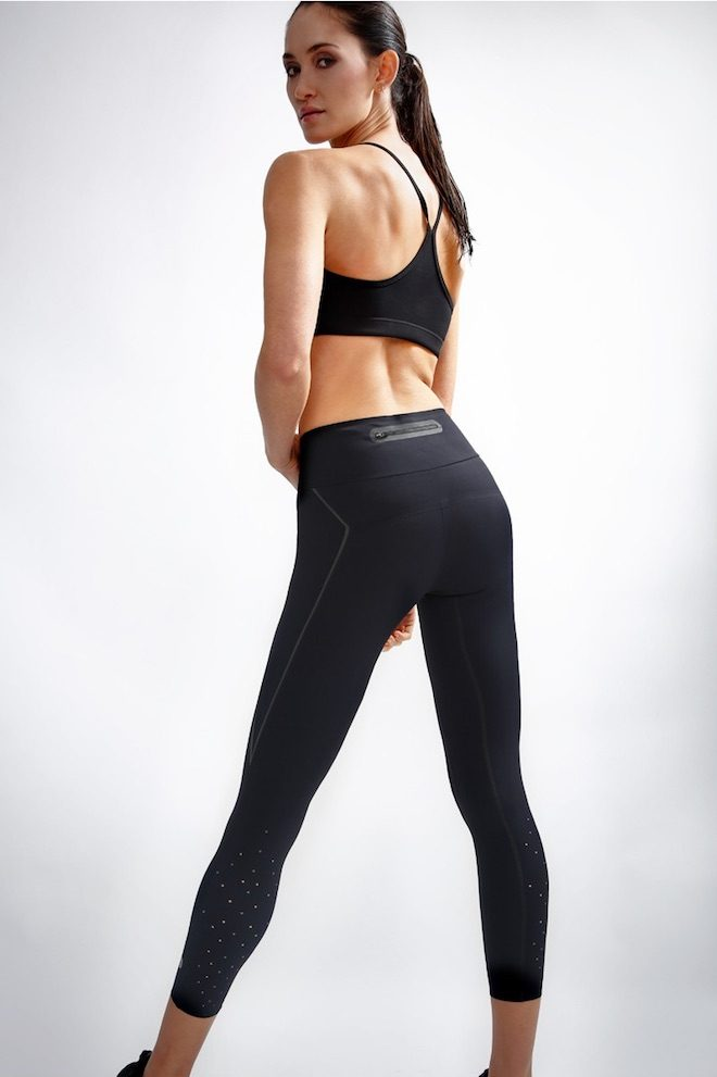 believe athletics leggins