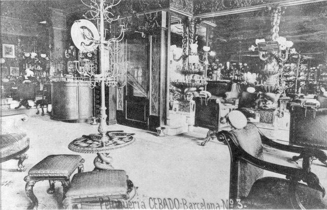 cebado tienda antigua