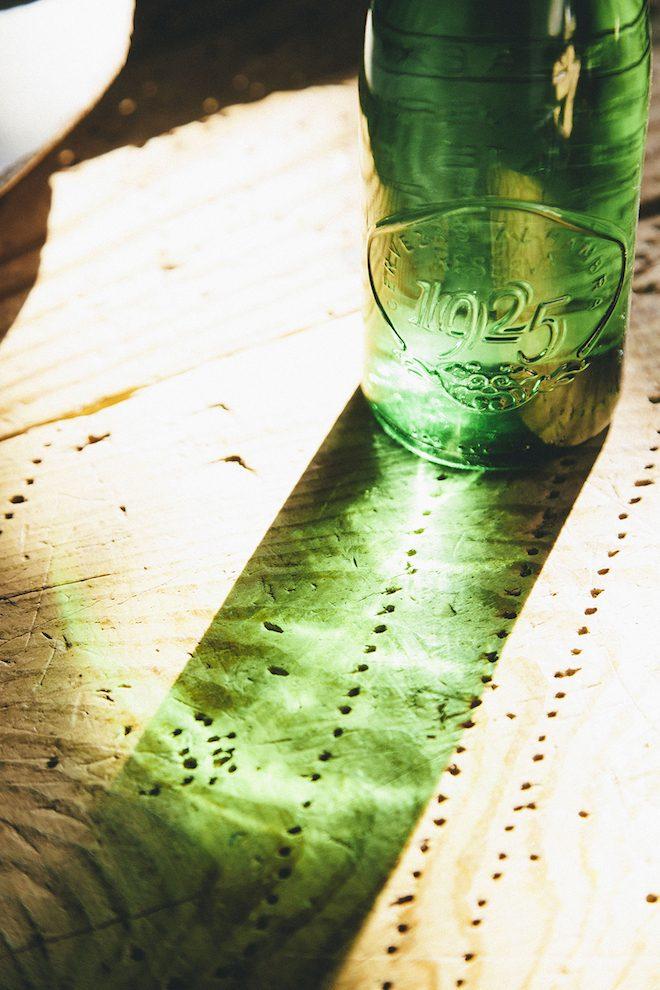 cerveza alhambra botella