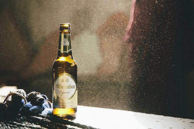 cerveza alhambra crear sin prisa