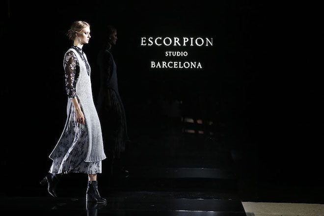 escorpion estudio 080 Barcelona Spring-Summer 2018