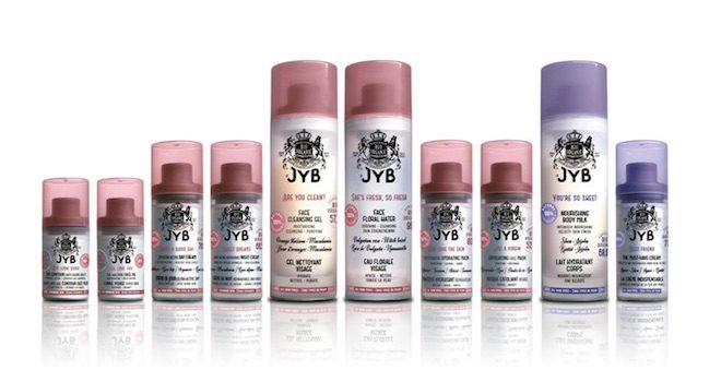 JYB Cosmetics productos