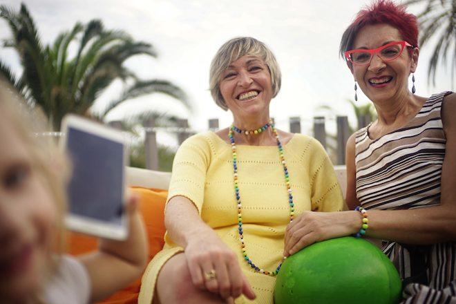 Marta Berdala y Maria José Fernández