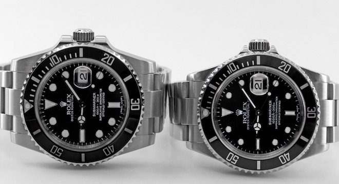 dive watch rolex