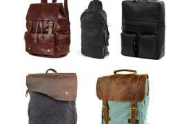 accesorios moda invierno 2017 mochilas