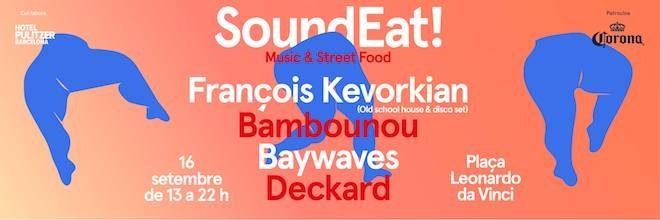 sound eat evento barcelona musica
