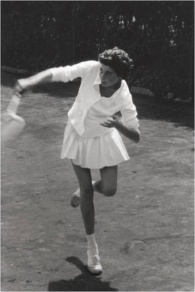 spring court sneakers de tenis