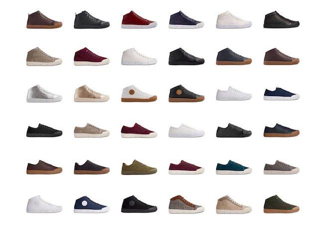 spring court coleccion zapatillas