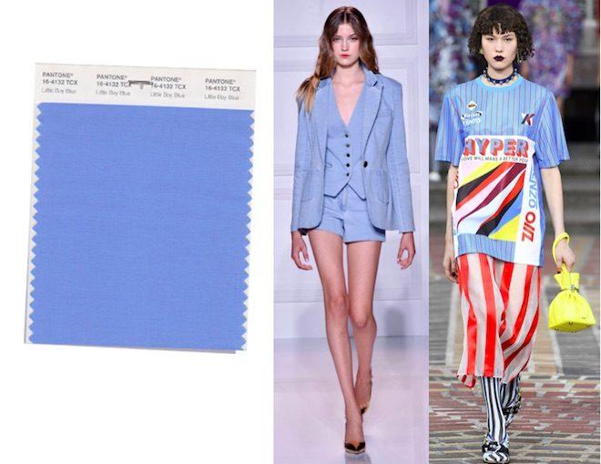 colores de moda primavera 2018 baby blue