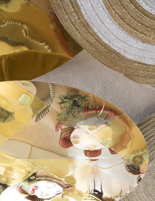 mana 75 restaurante barcelona decoracion