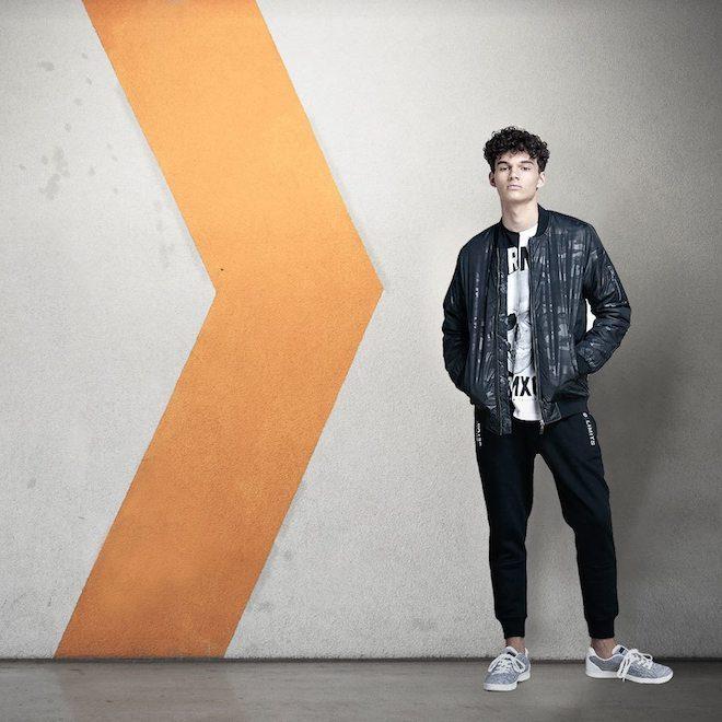polinesia moda juvenil hombre