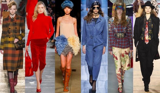 10 tendencias de moda que triunfar n este oto o invierno