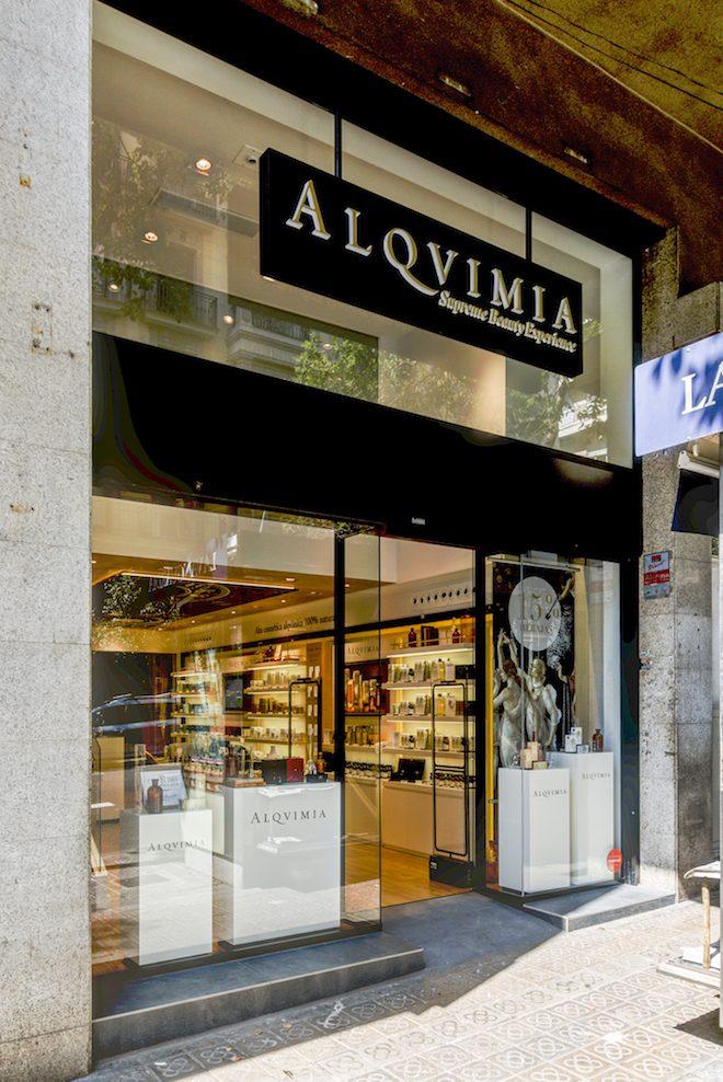 Alqvimia Store Spa Muntaner Bcn 01