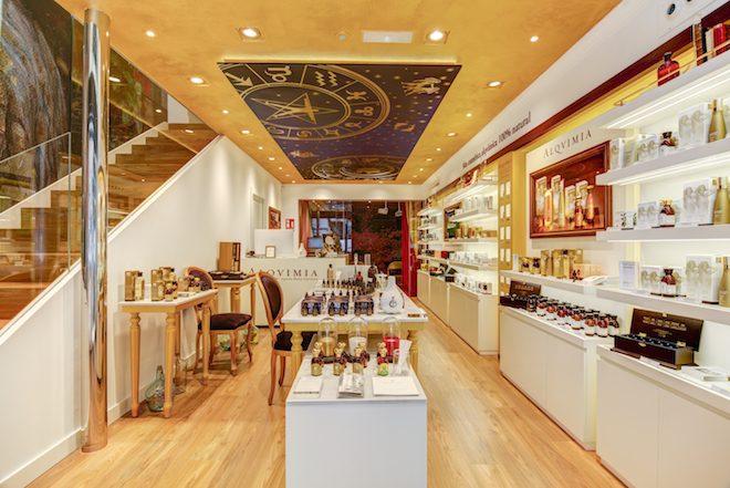Alqvimia Store Spa Muntaner Bcn 02