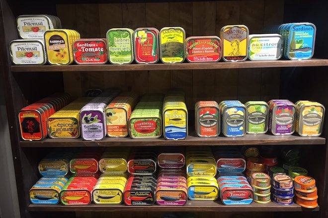 formagerie can luc latas conservas