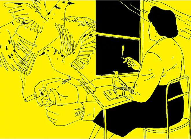 mercado de ilustradores barcelona