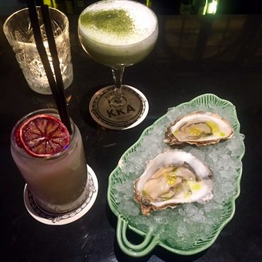 big kokka cocteles y ostras