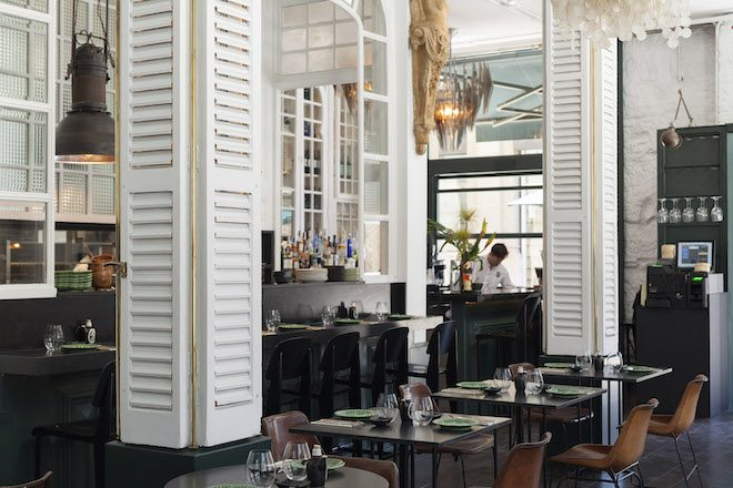 big kokka restaurante barcelona