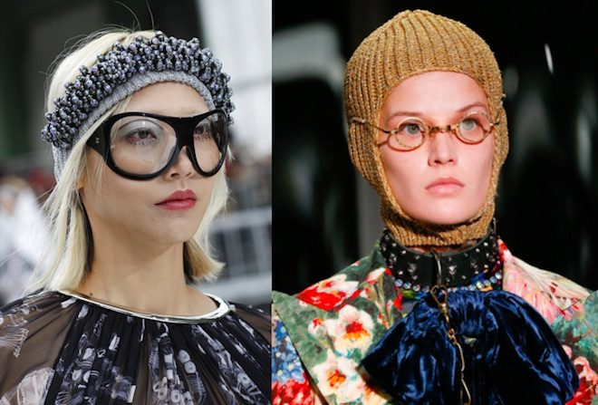 gafas de moda invierno 2018