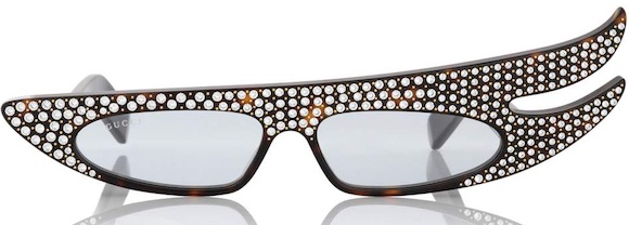 gafas de moda joya gucci