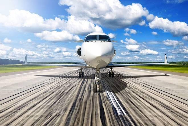 jet app avion particular