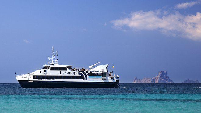 medio de transporte ferry