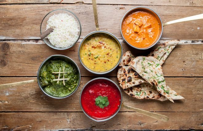 surya restaurante muntaner india