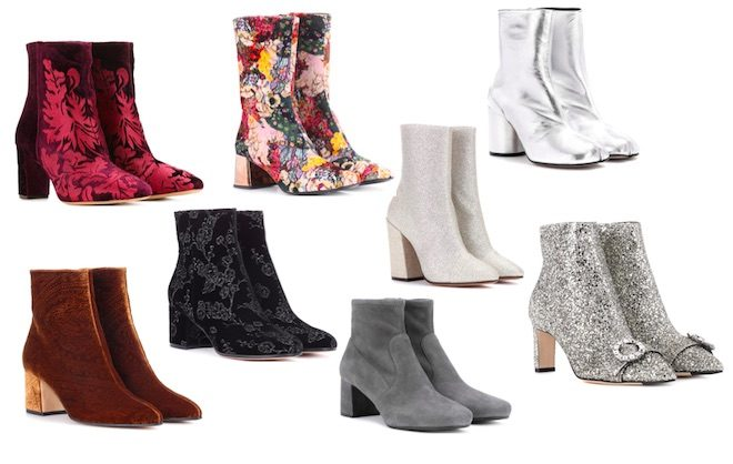 zapatos de moda invierno 18 ankle boots