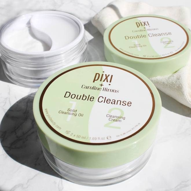 pixi beauty double cleanse
