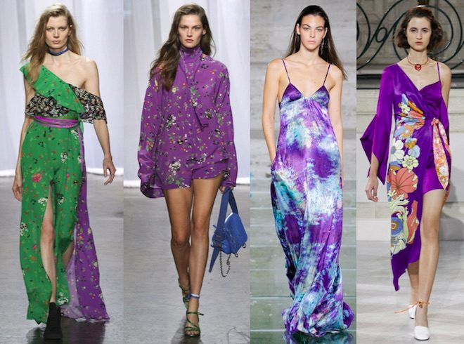 ultra violet color de moda 2018