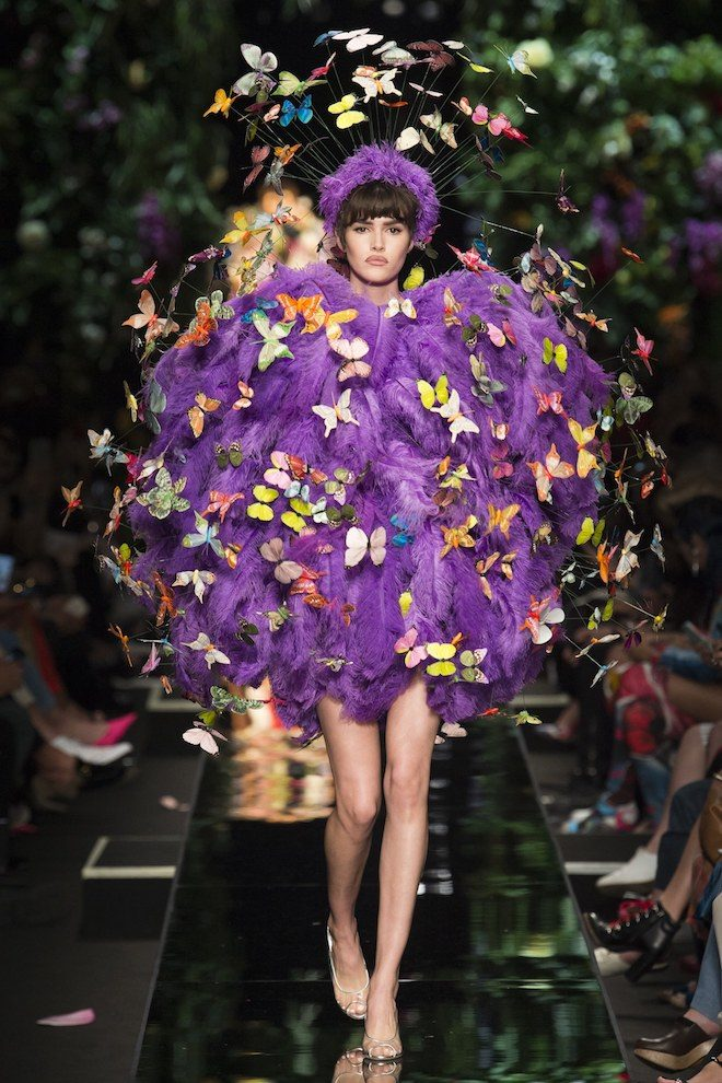 ultra violet moschino