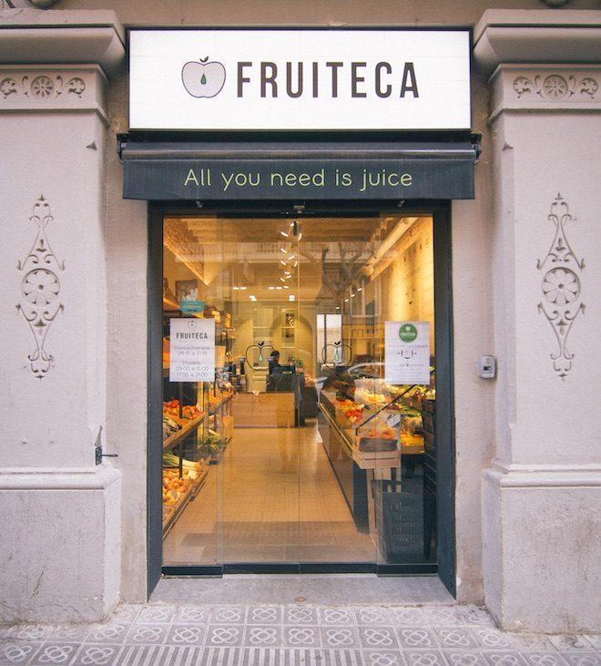 fruiteca barcelona