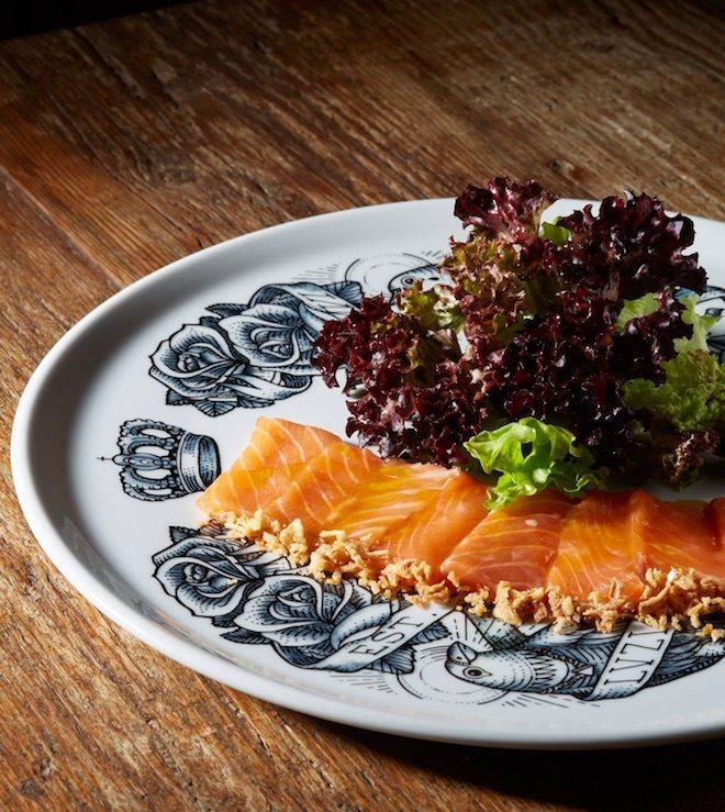iluzione gastrobar salmon
