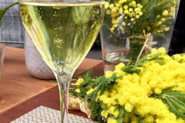aperitivo mimosa mandarin barcelona