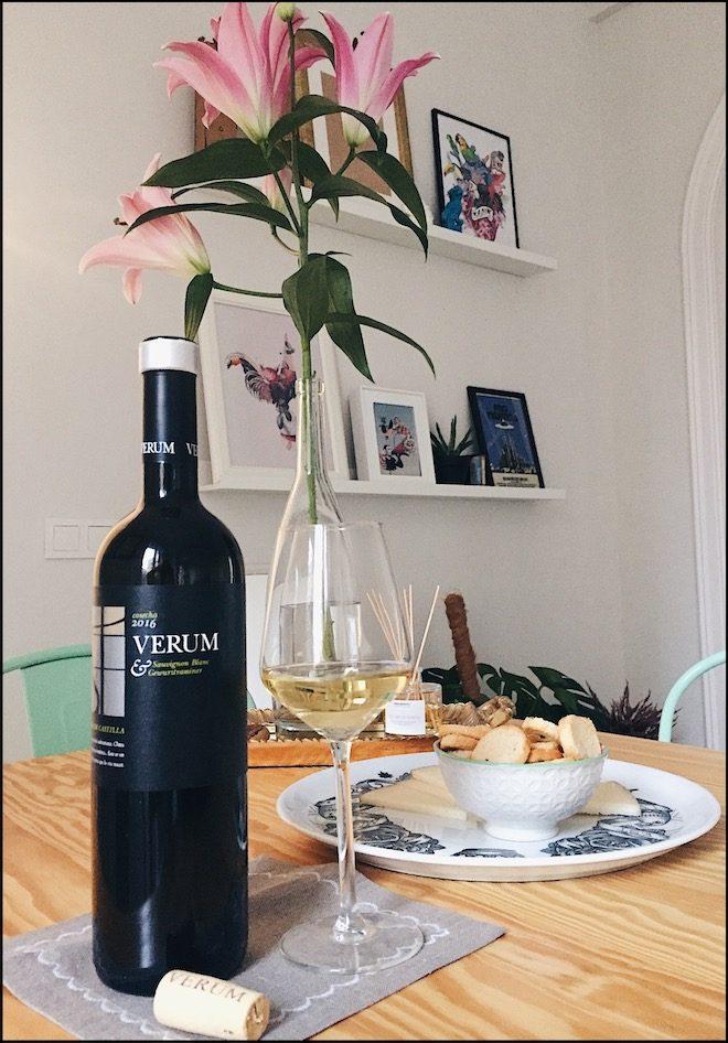 vino ecologico bodega verum
