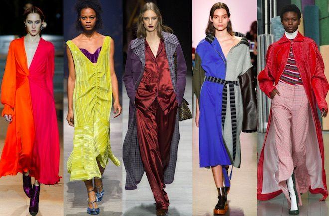 9306bcf560f6 Colores de Moda otoño invierno 2018-19 del Fashion Color Trend Report