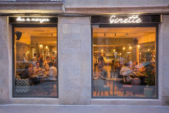 Ginette_restaurante estilo frances barcelona