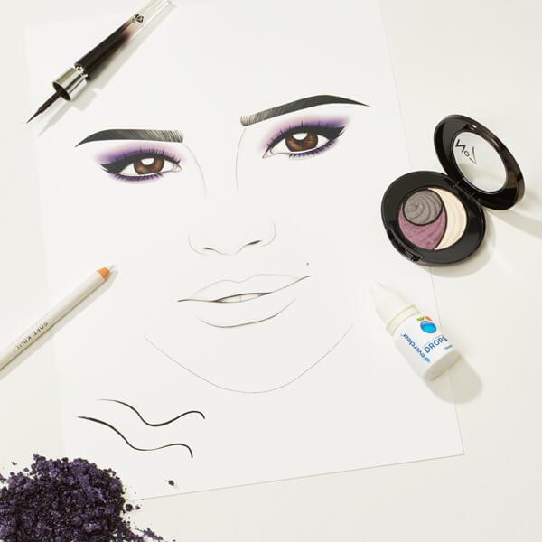 Meghan Markle maquillaje ojos