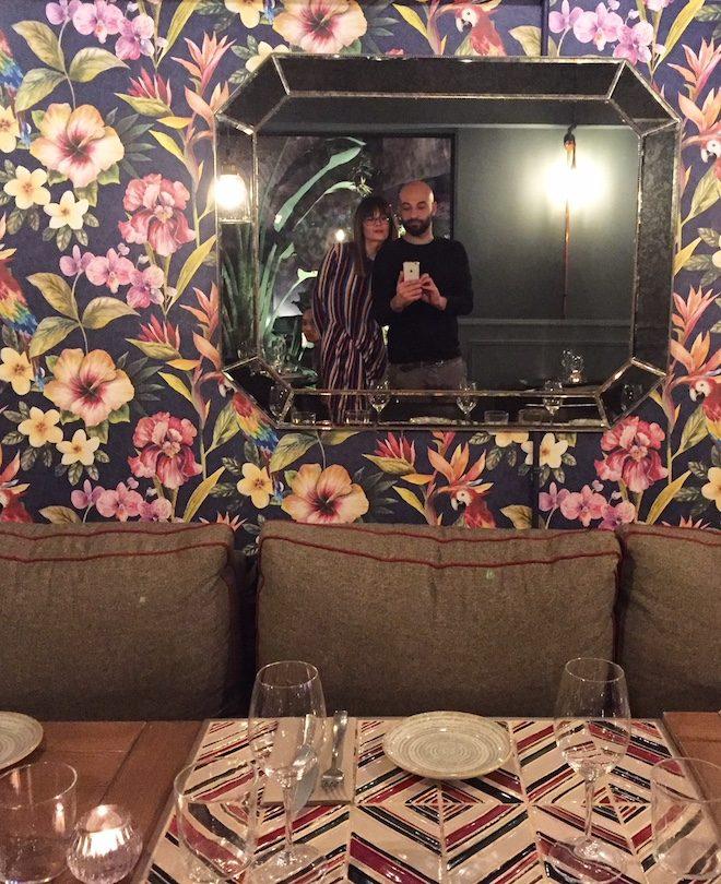 ginette restaurante barcelona deco