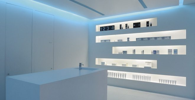 mesoestetic lab store barcelona