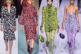 moda animal print oi 2018