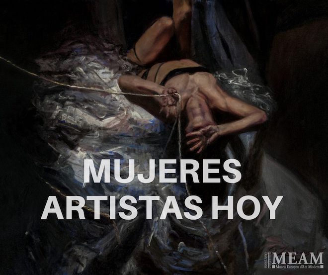 mujeres artistas hoy MEAM barcelona